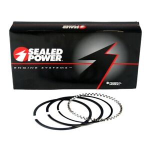 Sealed Power E251x Sbf Ford 289 302 351w Cast Piston Rings Standard 4 00 Bore