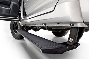 Amp Powerstep Retractable Running Board For 16 20 Toyota Tacoma Ec Cc 75162 01a
