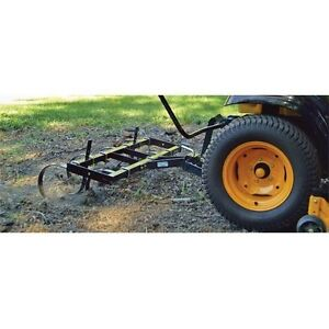 Ground Engaging Attachment Sleeve Hitch Row Crop Cultivator 15 X 41 X 32 In