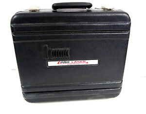 Kustom Signals Police Radar Gun Carrying Case W Keys For Model Pro laser Iii 1