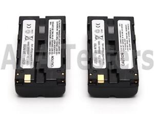 Jdsu Test um Validator Nt93 Lot Of 2 Brand New Batteries Battery