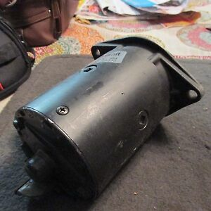 Nos 1977 1980 Ford Mustang Pinto 2800cc 171 Cid Starter Asby D7zz 11002 a New