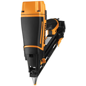 Bostitch Smart Point 15 gauge Fn Style Angle Finish Nailer Kit Btfp72156 Refurb