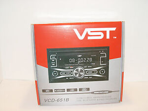 Jeep Wrangler Unlimited 2003 2006 Stereo System Radio Vcd 651b Bluetooth Mp3 Usb