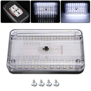 New 12v 36 Led Car Vehicle Interior Dome Roof Ceiling Reading Trunk Light Lamp