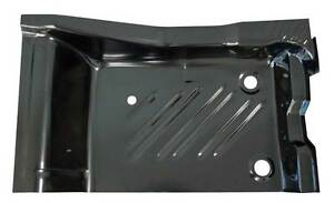 71 74 Challenger Rear Floor Pan Footwell Area Lh