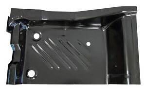 71 74 Challenger Rear Floor Pan Footwell Area Rh