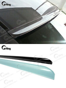2013 Painted nh731 p For Honda Accord 9th 2 door Coupe K design Roof Spoilers