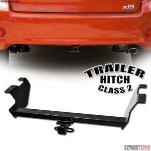 Class 2 Ii Trailer Hitch Receiver Rear Tube Towing Kit 1 25 Fits 08 15 Scion Xb