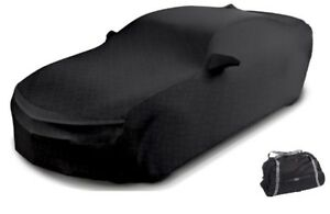 2016 2018 Camaro Oe Gm Black Indoor Dust Car Cover With Storage Bag 23457478 New