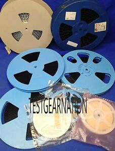 1 Reel 3 747 Pcs Vishay Crcw2010 1000fr02 Electronic Components Nos New
