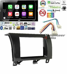 Jvc Car Radio Stereo Media Player Dash Install Mounting Kit Carplay Android Auto