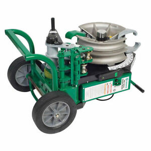 Greenlee Fce555dx Deluxe Series Electric Bender Assembly Reconditioned