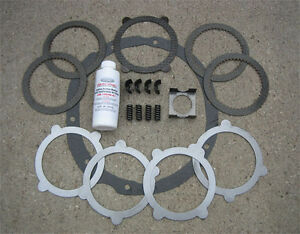 8 9 Inch Ford Traction Lock Posi Clutch Rebuild Kit Trac Lock Springs New