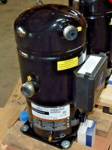 New Copeland Scroll Compressor Zf48k4e twc 951 208n 230v 3 Phase 48000 Btu