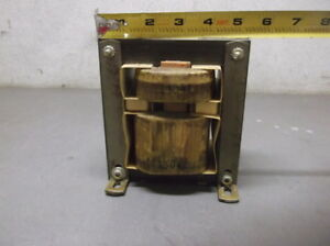 Used High Voltage Transformer 24675 Sr180 750w 60hz 115v 8 4a