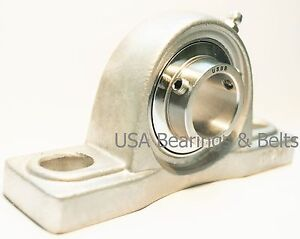 1 Stainless Steel Pillow Block Sucp205 16 Bearing Unit Sucsp205 16 3s16