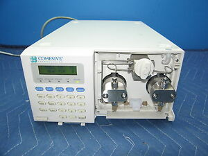 Cohesive Shimadzu Lc 10advp Micro plunger Hplc Pump With 60 Day Warranty