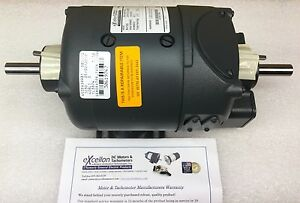 Excellon 5bc46ab1582c Em001550 Tachometer Generator 200vdc 1800 Rpm New In Box