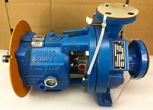 Goulds Model 3196 I frame Ansi Process Pump 5 625 Impeller Dia 316ss New No Box