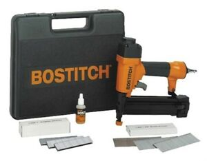 Stnaley Bostitch Sb 2in1 Pneumatic Brad Nailer Finish Stapler Kits