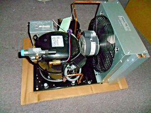 Emerson Climate Ftah a150 tfc 020 1 1 2 Hp Refrigeration Condensing Unit