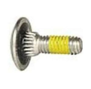 Imperial 75924 Low profile Head Frp Bolt 1 25 Box Of 100