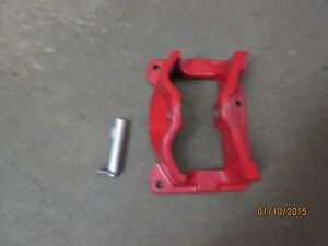 International 240 404 424 444 Tractor Front Pivot Bolster 369008r1 With Pin