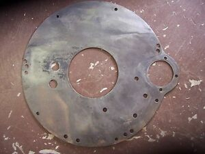 Ford 172 192 Industrial Engine Separator Plate D2nl 6015 c Block