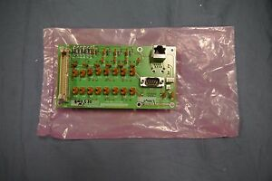 Waters Micromass Lct Premier Spectrometer 4058201dc Control Board