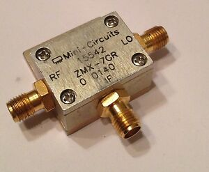 Mini Circuits Rf Mixer Zmx 7gr If Frequency 0 To 1000 Mhz