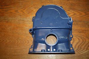 1968 1 2 Mustang Shelby Gt500kr 390gt 428cj Timeing Cover Cobrajet Fastback