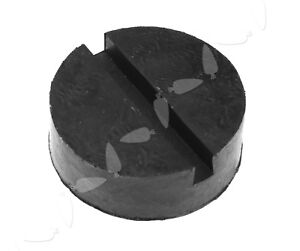 Black Rubber Car Jack Pad For Bmw Stand Jacking Point Sill Pad Adapter Tool