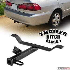 Class 1 I Trailer Hitch Receiver Tube Towing For 98 07 Accord 99 04 Tl 01 03 Cl