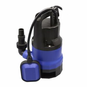 Submersible Water Pump 1 2 Hp 2112gph Clean Clear Dirty Pool Pond Flood Drain