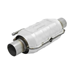 Flowmaster 2250220 225 Series Universal Catalytic Converter 2 In Out 49 State