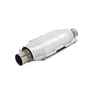 Flowmaster 2250225 225 Series Universal Catalytic Converter 2 5 In Out 49 State