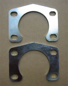 9 Inch Ford Big Ford New style Axle Retainer Plates 3 8 Bolts Rearend New