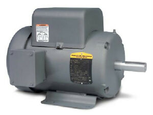 L3709t 7 5 Hp 3450 Rpm New Baldor Electric Motor