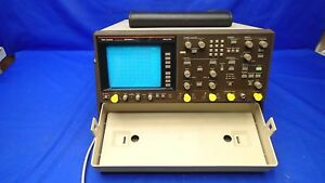 Philips Pm3320a Oscilloscope For Parts Not Working