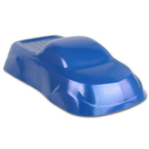 Powder Coating Paint Sea Blue Flip Flop 1lb 45kg
