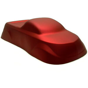 Powder Coating Paint Red Velvet 1lb 45kg