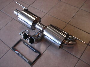 Lotus Elise Exige S2 04 11 Track Catback Exhaust System Systems Polished Tips