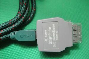 Agilent Smartprobe Link Adc 6000 Series N2604a Cat6 Link For Wirescope 350 155