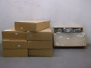8 Boxes 144 Per Box Of Kimble Glass 60940d 4 Vials W rubber Lined Lid