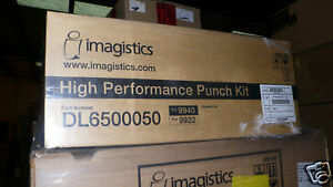 Kmbs Self Adjusting Punch Kit 4382 662 For Di650 New In Oce Box Dl6500050