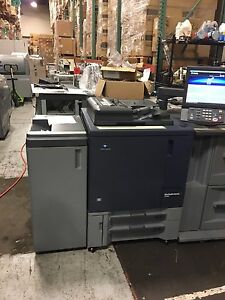 Bizhub Press C1060 Digital Printing Press