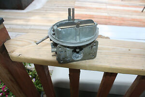 Ford Holley 1966 Ford Comet Fairlane Gt390 Carbureator