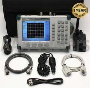 Anritsu Ms2711d Handheld Spectrum Master Analyzer W Options 3 21 Ms2711