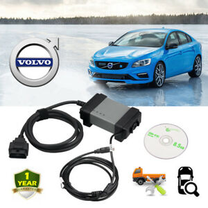 Latest Volvo Vida Dice 2014d Obd2 Code Reader Car Auto Diagnostic Scanner Tool